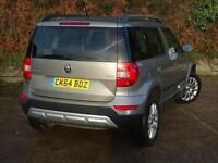 2014 Skoda Yeti Outdoor 2.0 TDI CR SE 5 door Diesel Estate