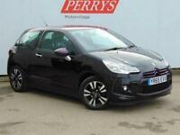 2015 Citroen DS3 1.2 PureTech DSign 3 door Petrol Hatchback