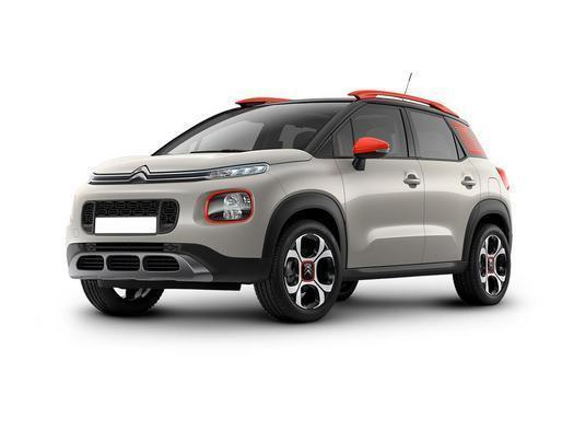 2017 Citroen C3 Aircross 1.2 PureTech 110 Flair 5 door Petrol Hatchback