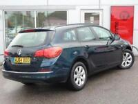 2015 Vauxhall Astra 1.6i 16V Design 5 door Auto Petrol Estate