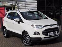 2014 Ford EcoSport 1.5 TDCi Titanium 5 door [X Pack] Diesel Hatchback