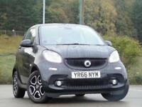 2016 Smart ForTwo Cabrio 0.9 Turbo Prime Premium Plus 2 door Auto Petrol Convert