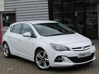 2016 Vauxhall Astra 1.4T 16V Limited Edition 5 door [Leather] Petrol Hatchback