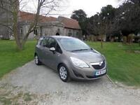 2011 Vauxhall Meriva 1.7 CDTi 16V Exclusiv 5 door Auto Diesel Estate