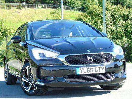 2017 citroen ds5 2 0 hdi hybrid4 prestige 5 door etg6 hybrid hatchback in huddersfield west. Black Bedroom Furniture Sets. Home Design Ideas
