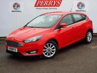 2015 Ford Focus 1.5 TDCi 120 Titanium Navigation 5 door Diesel Hatchback