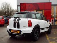 2011 MINI Countryman 1.6 Cooper 5 door Petrol Hatchback