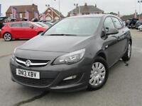 2013 Vauxhall Astra 1.7 CDTi 16V ecoFLEX 130 Exclusiv 5 door [SS] Diesel Hatchba