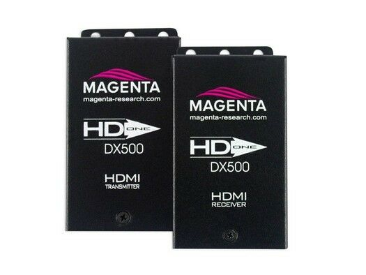 Magenta 2211114-02 Hd-one Dx500 Hdmi Utp Extender (tx/rx) Kit 500 Feet
