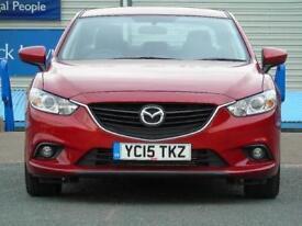 2015 Mazda 6 2.2d SE 4 door Diesel Saloon