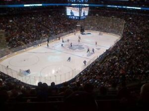 TORONTO MAPLE LEAFS PSL PERSONAL SEAT LICENSE  4 SIDE BY SEATS