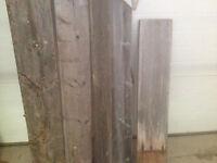 planche grise de grange, bois gris! grey barn wood