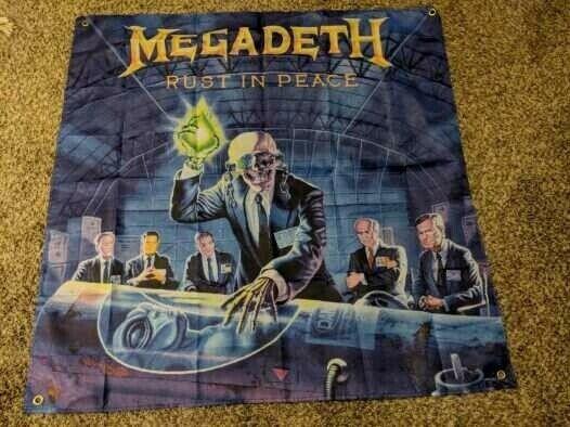 Megadeth flag 4