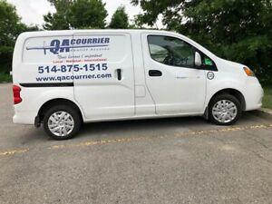 Courier Drivers wanted/ Chauffeurs de Courrier