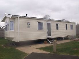 Static caravan sited at SETON SANDS (£16495 )