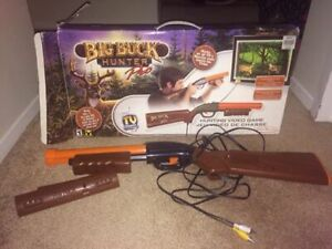 Big Buck Hunter Pro-Video Game