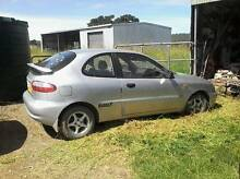 2000 Daewoo Lanos Hatchback Krambach Greater Taree Area Preview