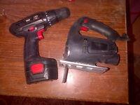 2 power tools