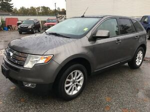EASY FINANCING   2010 FORD EDGE SEL AWD  AUTOMATIC