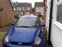 Ford KA, Sports Edition, 04 Reg 1.6