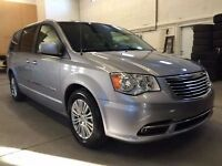 2014 Chrysler Town and Country ~ Sto & Go Seating ~ $212 B/W