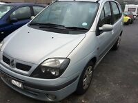renault megane scenic 1.9 dci for sale