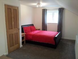 Large Double Room - Large Victorian House