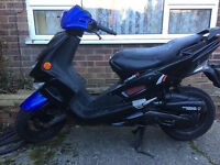 peugeot speedfighter 100cc for sale