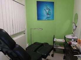 ROOMS FOR CHIROPODIST/BEAUTICIAN/HAIRDRESSER FOR RENT - NORTH PROSPECT