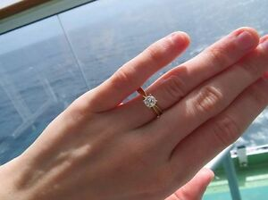 Beautiful classic style engagement ring- Never Worn- was $3250