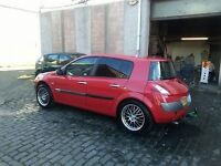 renault megane for swap
