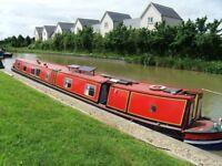 Traditional Narrowboat CTS