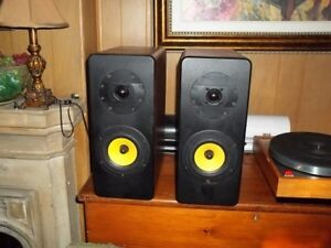CLIFFHANGER CHS-2 Stand mounted speakers
