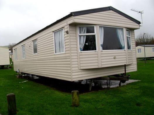 3 bedroom static caravan at craig tara