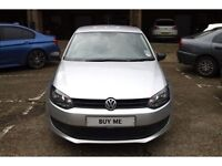 ***REDUCED***Volkswagen Polo 1.2 60ps S 11 REG *low insurance* - SILVER 3 DR HATCHBACK