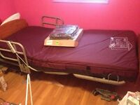 New Hospital Bed