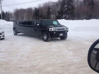 PEI'S ONLY HUMMER LIMO!