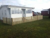 Chalet for rent Saturday 18th August South Shore Bridlington £585 for week