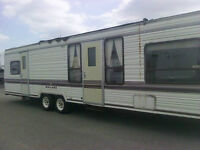 wanted unwanted damaged or abandoned trailers, cash for some