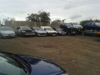 All Vehicles for breaking. Parts available. See list or call us for full details.