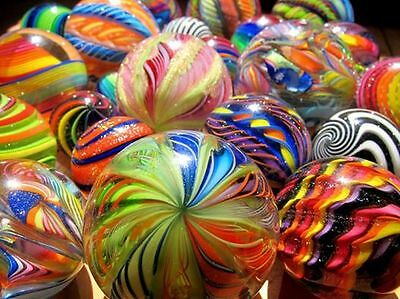 Seese Art Glass Marbles