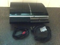 Sony play station 3 text only or email