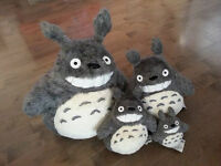 Totoro / plush / wallet / keychain / cushion