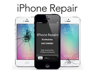 [Cheapest Phone Repair] iPhone 6 $90, 5/5S/5C $60, iPad 2/3/4 $65 Chermside Brisbane North East Preview