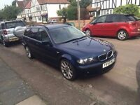 breaking bmw 330 diesel estate all parts available just ask for prices