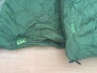 Cozy All Year Round Trakker 365 Sleeping Bag System - Great For Carp Fishing