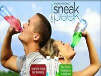 Sales Reps Wanted to Launch New Natural Energy Drink