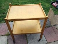 hostess trolley good condition only £10.00