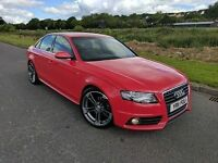 2011 Audi A4 S line 2.0 Tdi Special Edition....Finance Available