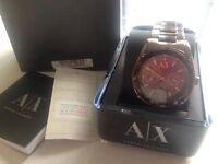 Ladies Armani Exchange Watch